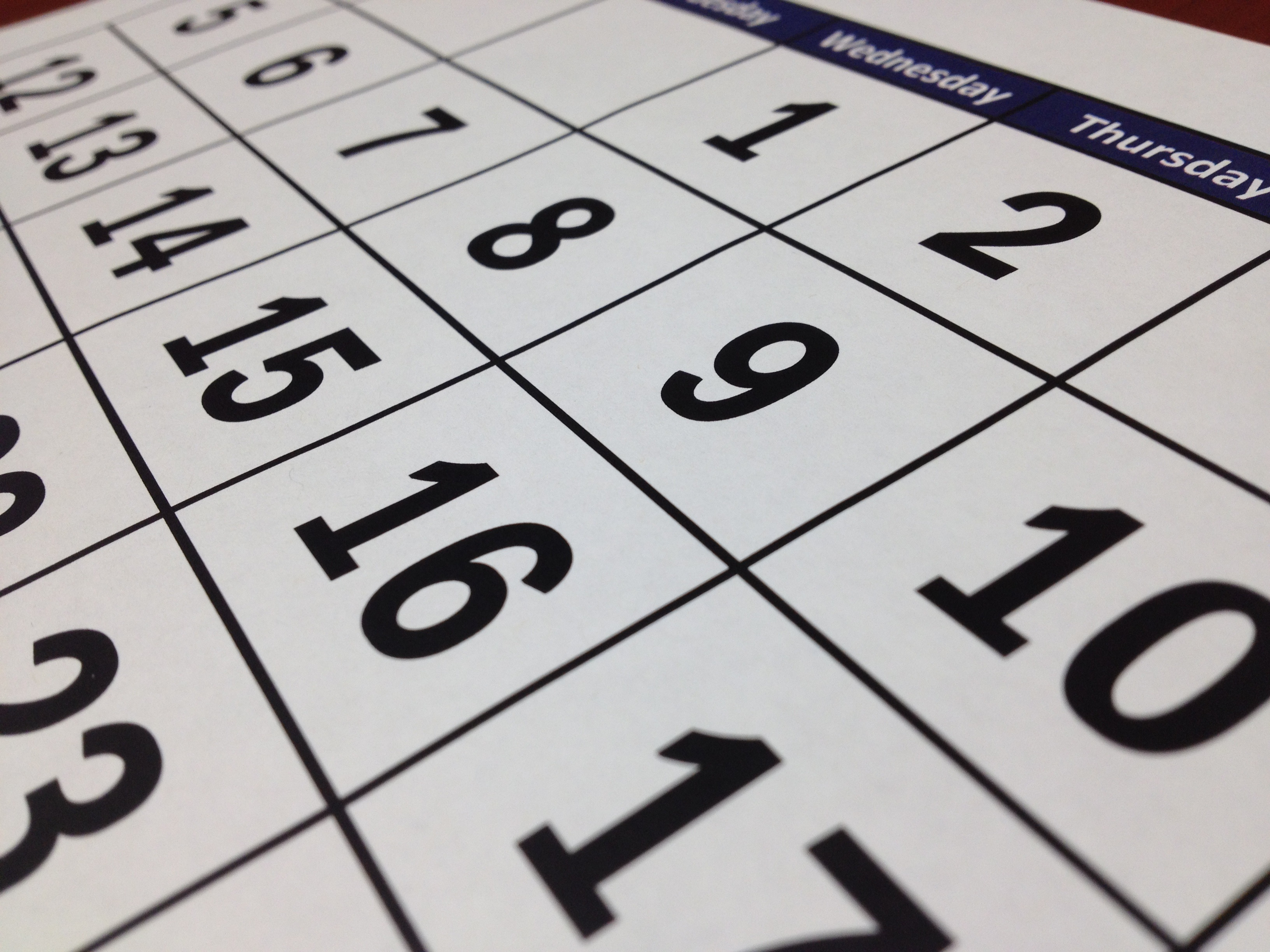 Calendar and Events | Stonegate Elementary